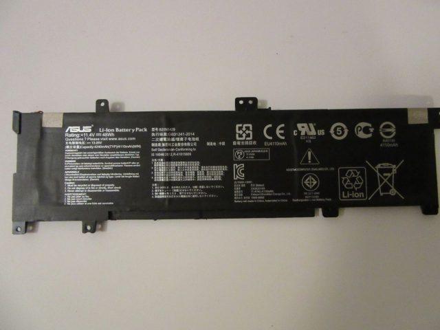 Pin laptop Asus K401L K401U K401LB K401UB K401