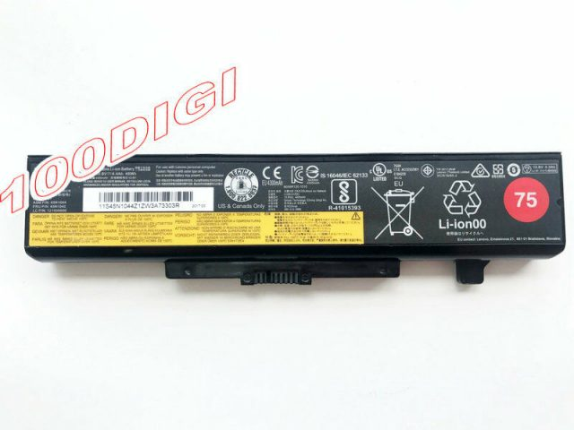 Pin laptop Lenovo B490
