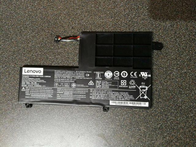 Pin laptop Lenovo Flex 3, Flex 3-1470, Flex 3-1580