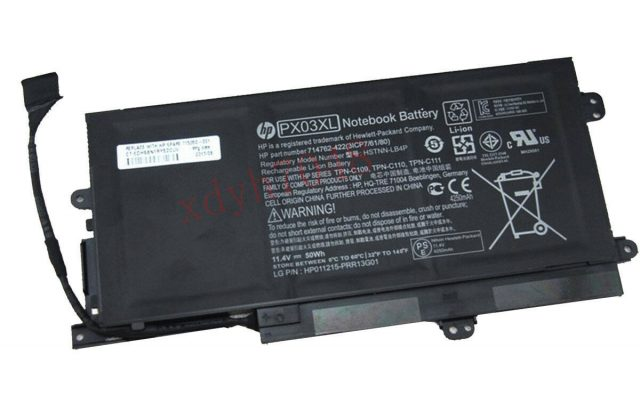 Pin HP Envy M6-K K010DX