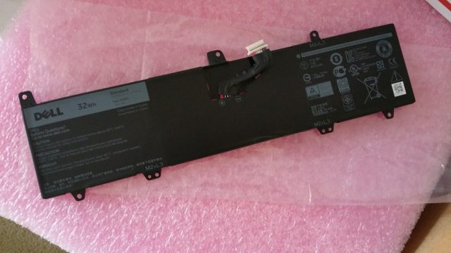 Pin Laptop Dell 3168 , 11 3168