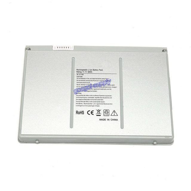 Pin MacBook Pro MA458 MA092