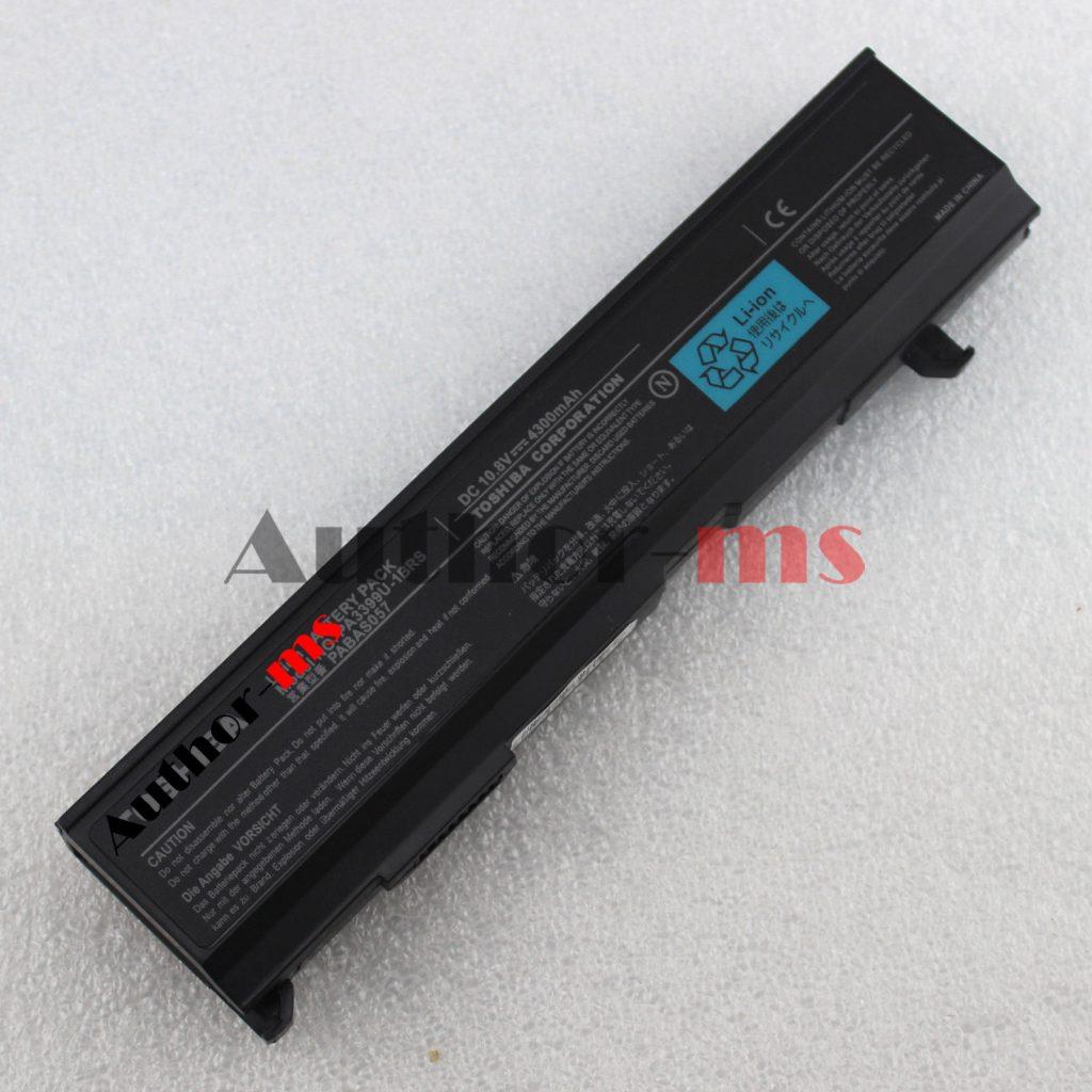 Pin Toshiba PA3399U