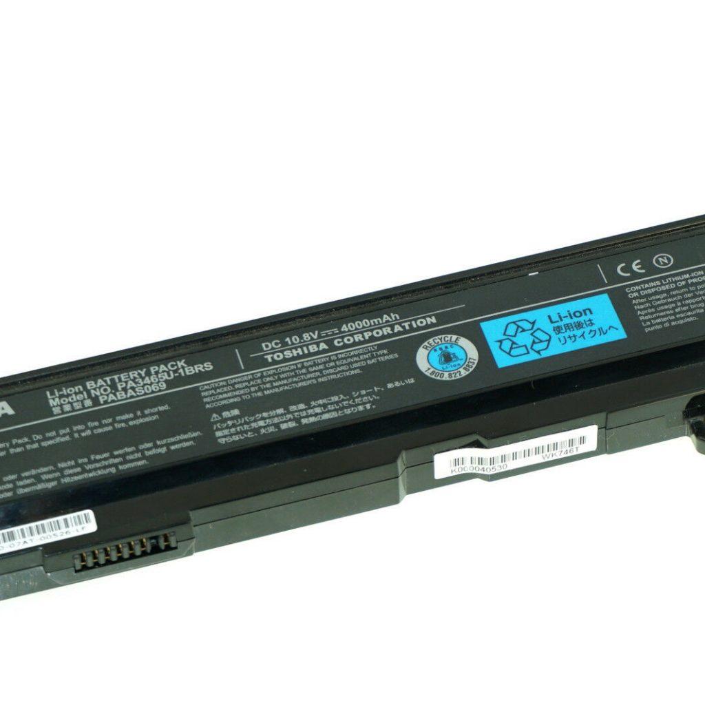 Pin Toshiba PA3465U