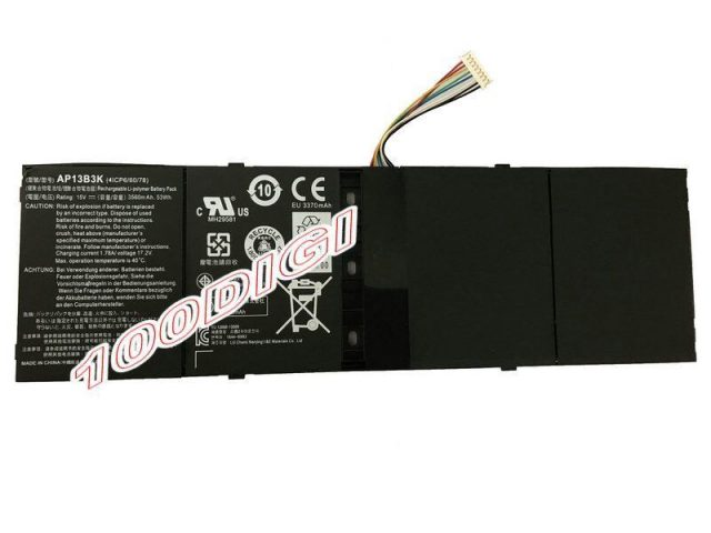 Pin Laptop Acer Aspire V5-573 V5-573P