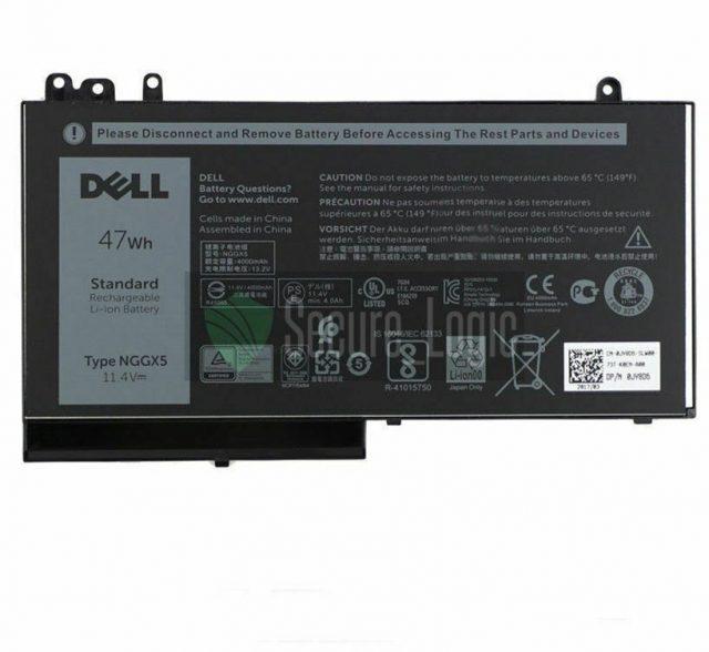 Pin Laptop Dell Latitude E5270