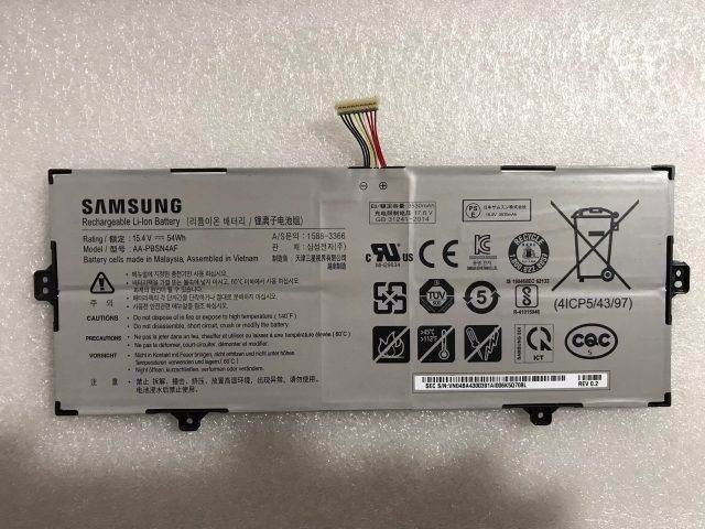 Pin Laptop SAMSUNG NT930SBE NP930SBE AA-pbSN4AF