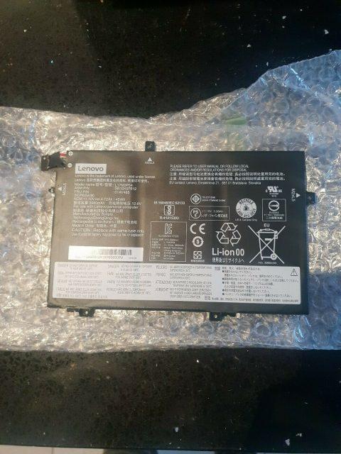 Pin battery laptop lenovo L17L3P52, L17C3P52, L17M3P53, L17L3P52, 01AV463, SB10K97610