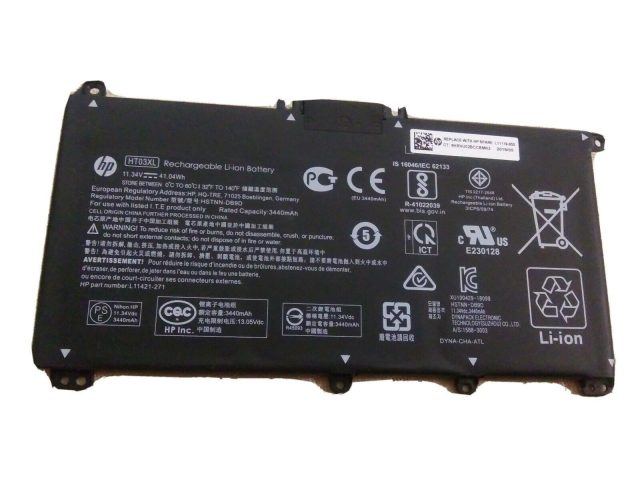 Pin laptop HP 255 G7