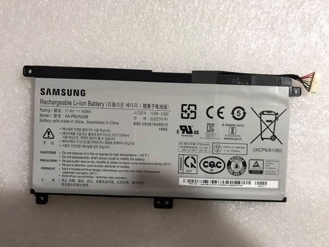 Pin Laptop SAMSUNG 500R5M 500R5M-X