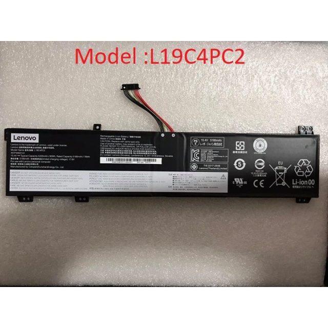 Pin laptop Lenovo L19C4PC2 Y750