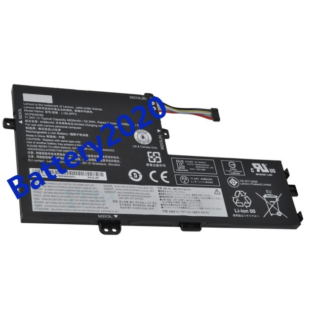 Pin laptop Lenovo IdeaPad S340-14IWL S340-15API