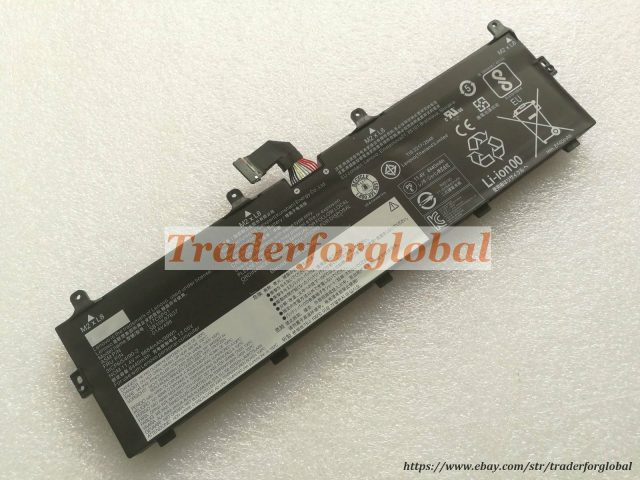 Pin laptop Lenovo L17C6P51, L17M6P52