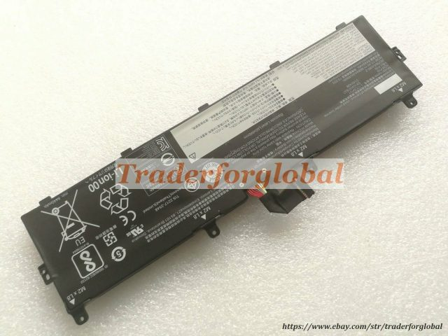 Pin laptop Lenovo SB10K97637, 01AV497, 01AV498