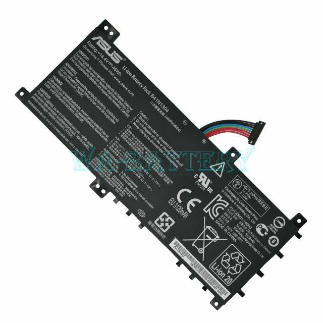 Pin Laptop Asus B41N1304