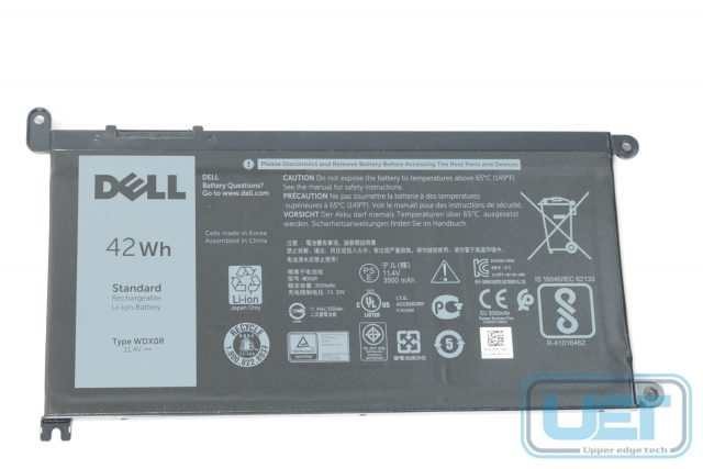 Pin laptop Dell Inspiron 3780