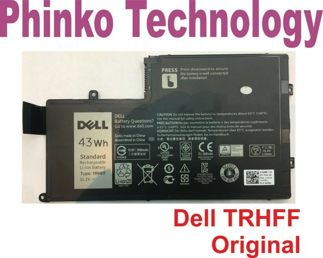 Pin laptop Dell Inspiron 5557 15-5557