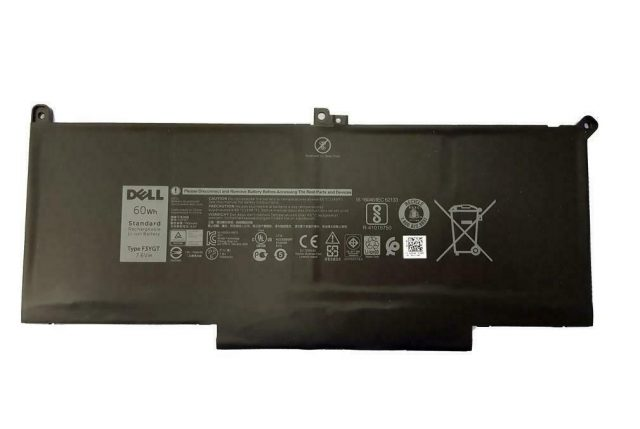 Pin Laptop Dell Latitude 7390