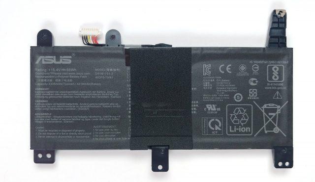 Pin Laptop Asus G731GW G731GU G731GV C41N1731-2