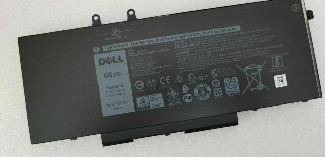 Pin Laptop Dell Latitude 5510