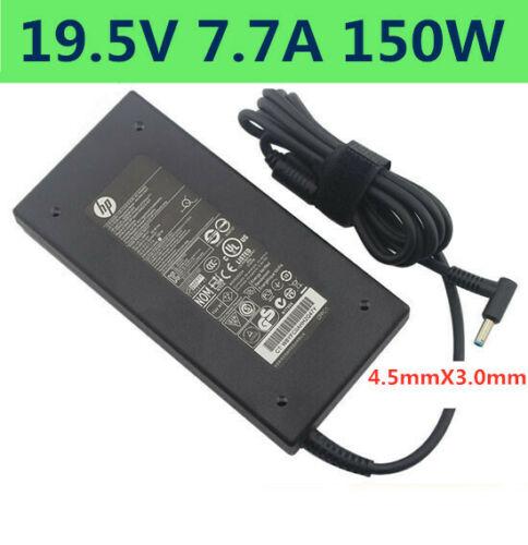 Sạc laptop HP 19.5V - 7.7A - 150W chân xanh